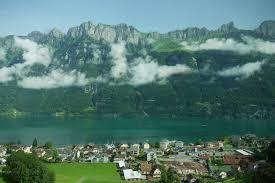Suíça e Áustria com Alpes